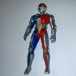 VR Troopers Ryan Steele 1994 Saban Action figure